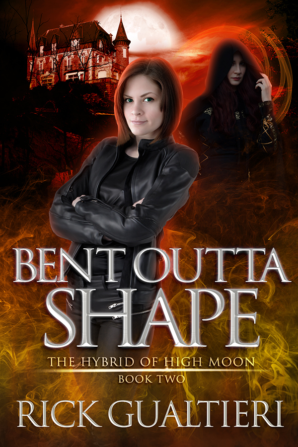 urban fantasy, paranormal, humor, horror,