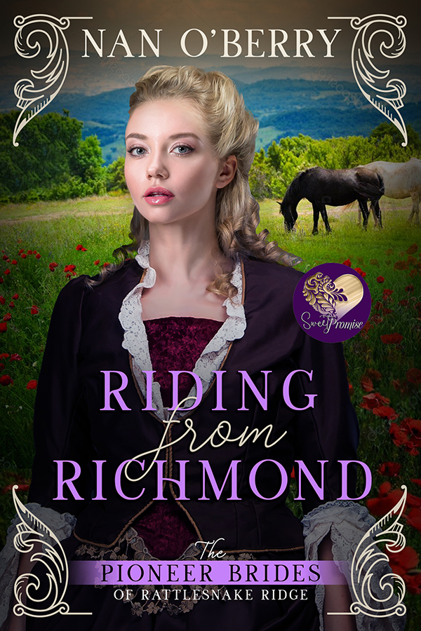 romance, historical, pioneer brides, sweet